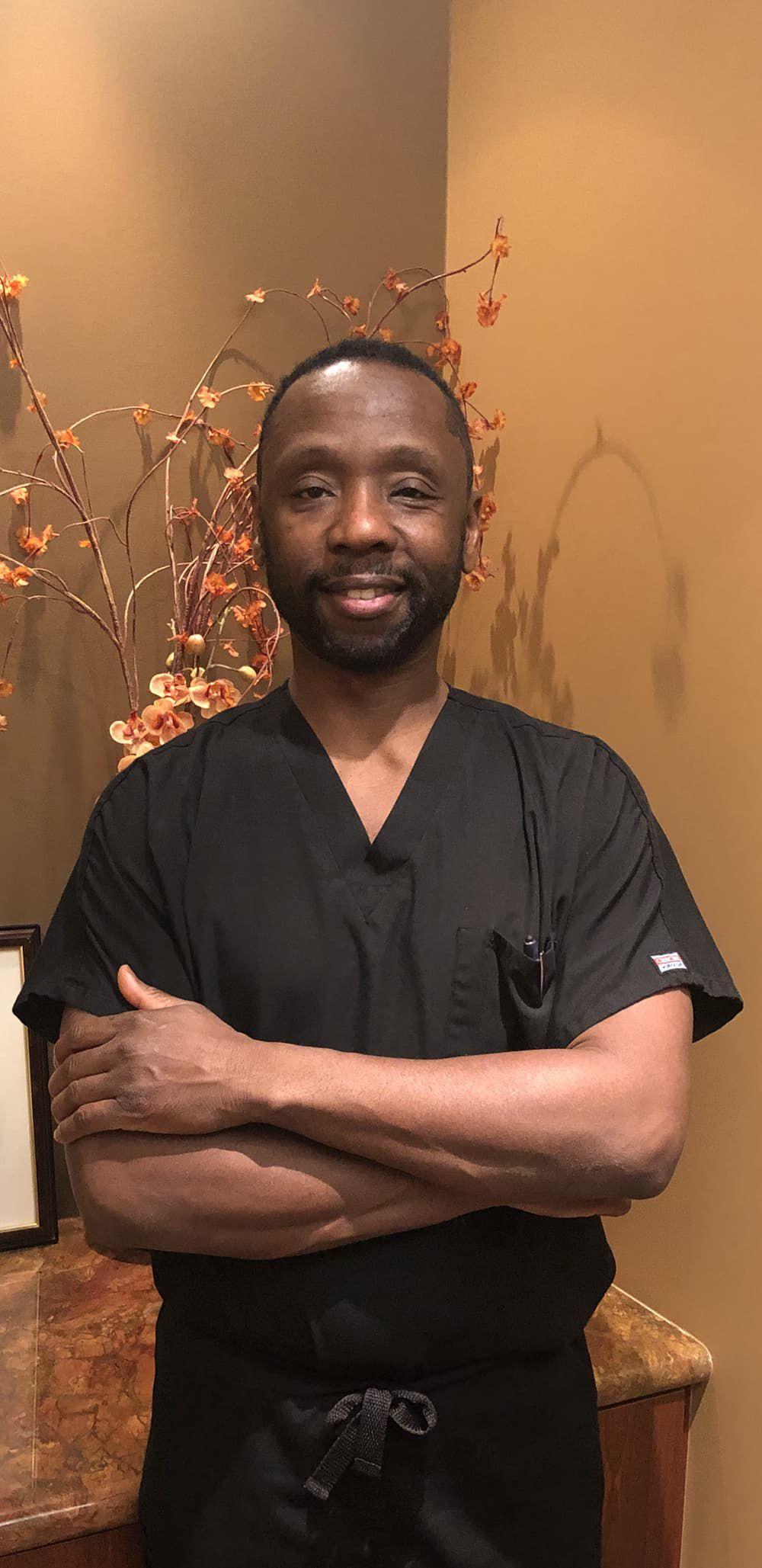 Dr. Johnson - Meet the Doctor (1)